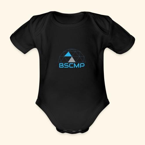BSCMP - Baby bio-rompertje met korte mouwen