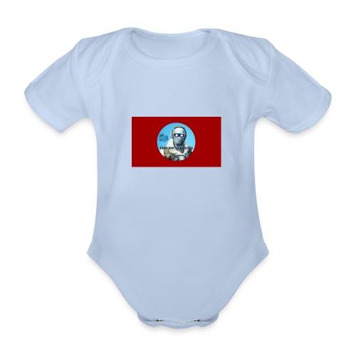 Match 2.0 - Ekologisk kortärmad babybody