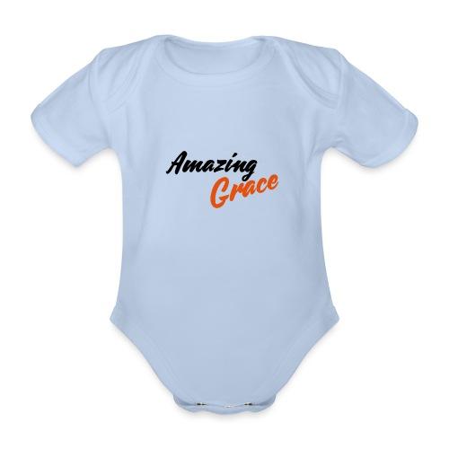 amazing grace - Body Bébé bio manches courtes