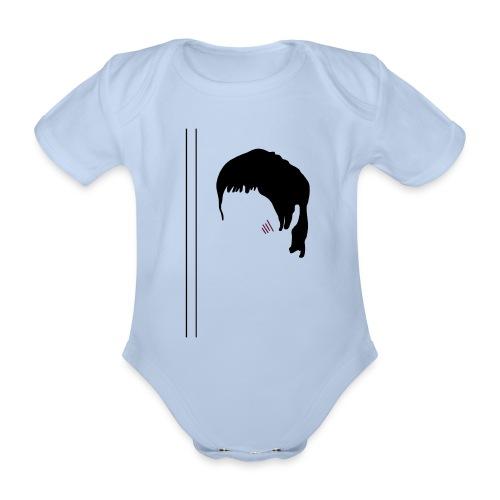 Bruce - Body Bébé bio manches courtes