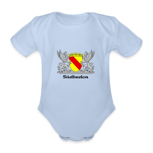 Südbaden - Baby Bio-Kurzarm-Body