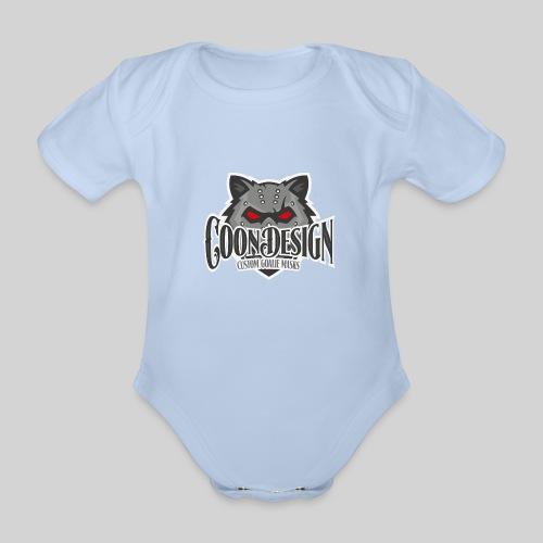 CoonDesign - Baby Bio-Kurzarm-Body