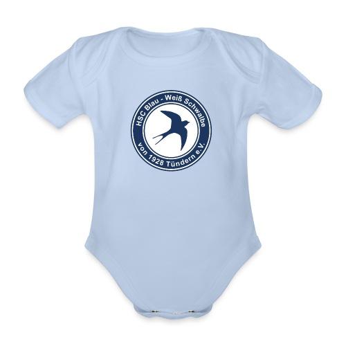Classic Logo - Baby Bio-Kurzarm-Body