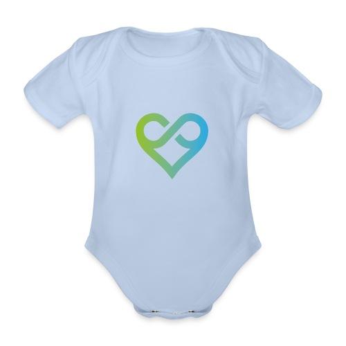 Michael J. Roads Logo - Organic Short-sleeved Baby Bodysuit