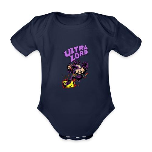 Sheen s Ultra Lord - Vauvan lyhythihainen luomu-body