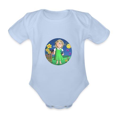 Naturliebhaber - Baby Bio-Kurzarm-Body
