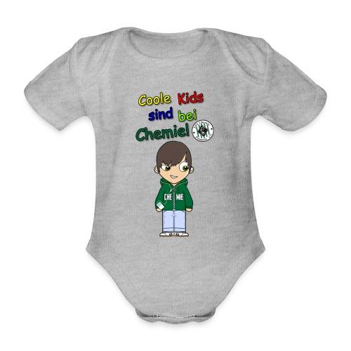 Cool boy png - Baby Bio-Kurzarm-Body