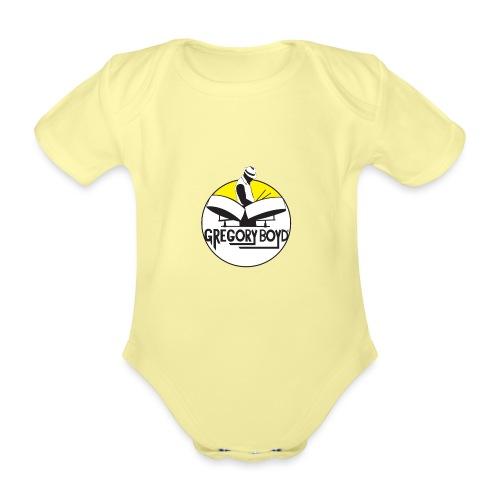 INTRODUKTION ELEKTRO STEELPANIST GREGORY BOYD - Kortærmet babybody, økologisk bomuld