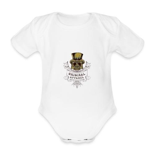 Original Apparel - Ekologisk kortärmad babybody