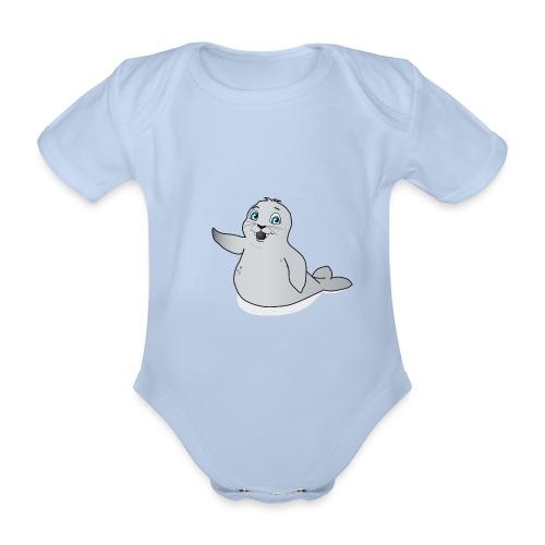 Robbi - Baby Bio-Kurzarm-Body