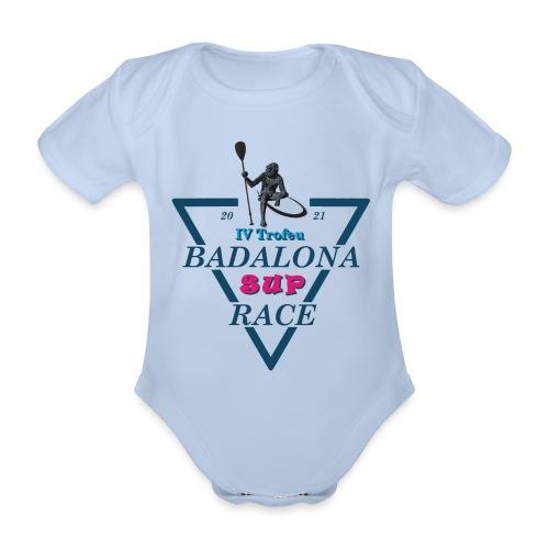 Badalona Sup Race 2021 - Body orgánico de manga corta para bebé