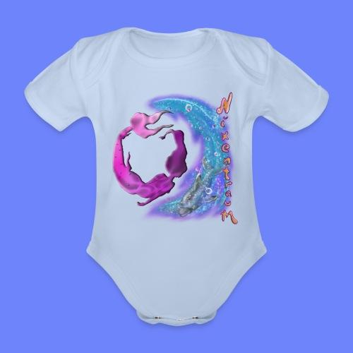 nixentraum7 - Baby Bio-Kurzarm-Body