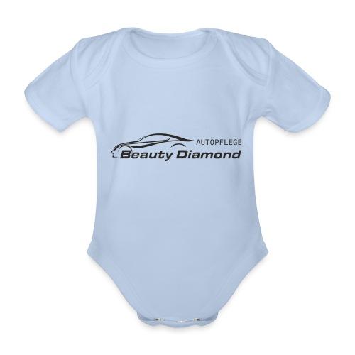 Beauty Diamond png - Baby Bio-Kurzarm-Body