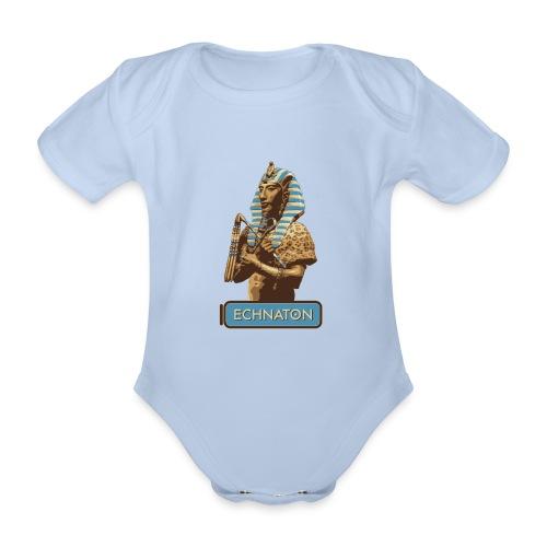 Echnaton – Sonnenkönig von Ägypten - Baby Bio-Kurzarm-Body