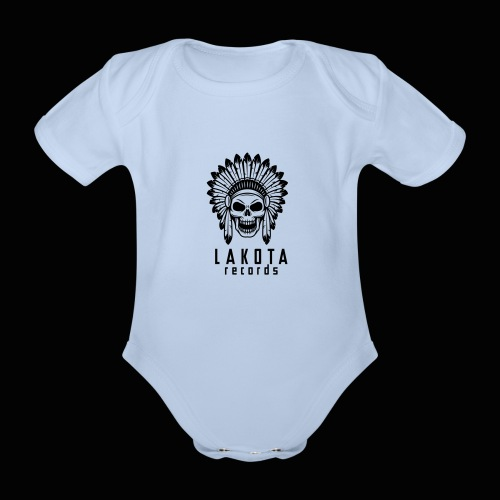 LAKOTA Dance - Baby Bio-Kurzarm-Body