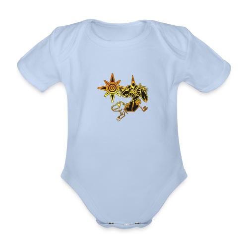 digimon - Body orgánico de maga corta para bebé