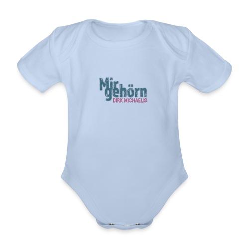 Mir gehörn - Baby Bio-Kurzarm-Body