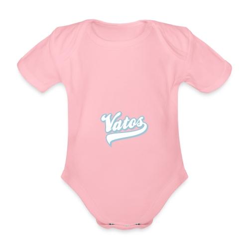 vatos 3c 50 - Baby bio-rompertje met korte mouwen