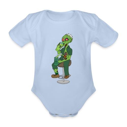 St. Patrick - Organic Short-sleeved Baby Bodysuit