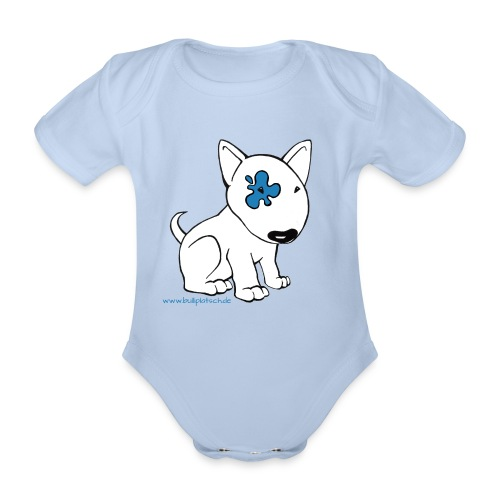 Bulli von Bulliplatsch - Baby Bio-Kurzarm-Body