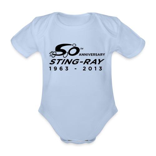 styingray50a - Body Bébé bio manches courtes