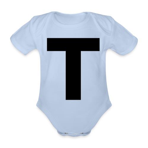 Tblack - Baby Bio-Kurzarm-Body
