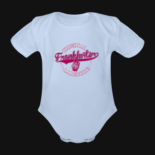 Original Frankfurter Mädche 2 - Baby Bio-Kurzarm-Body