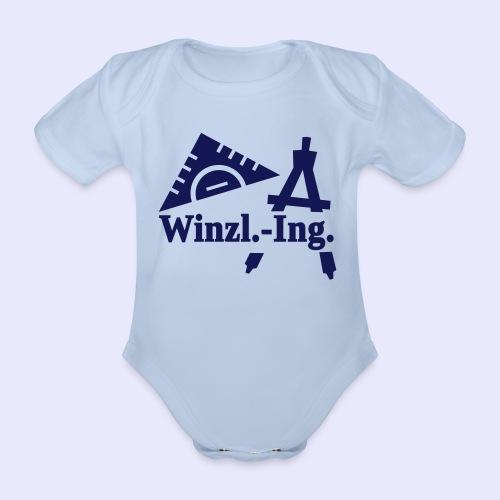 Winzling2 - Baby Bio-Kurzarm-Body