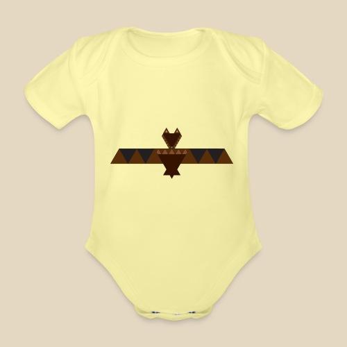 Bat - Body Bébé bio manches courtes