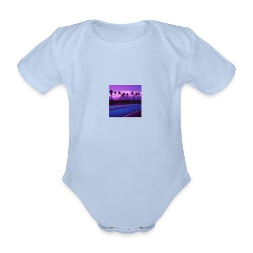SoVVave - Ekologiczne body niemowlęce z krótkim rękawem