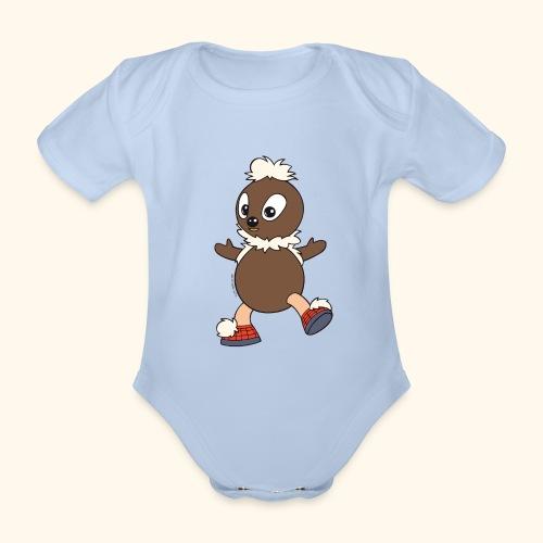 Pittiplatsch - Baby Bio-Kurzarm-Body