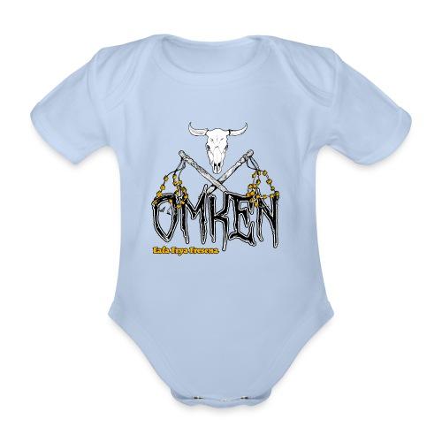Ostfriesland Häuptlinge Omken - Baby Bio-Kurzarm-Body