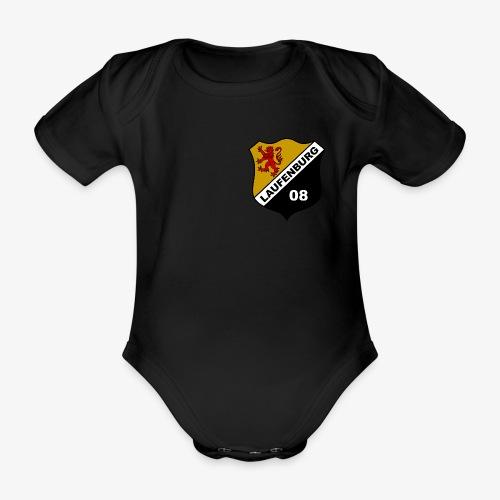 SV08 Logo - Baby Bio-Kurzarm-Body