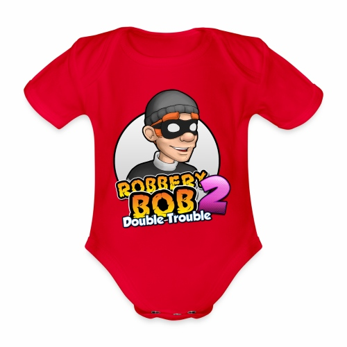 RBDT_01 - Organic Short-sleeved Baby Bodysuit