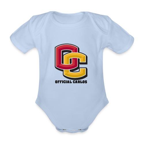 CARLOS STYLEZ - Baby Bio-Kurzarm-Body