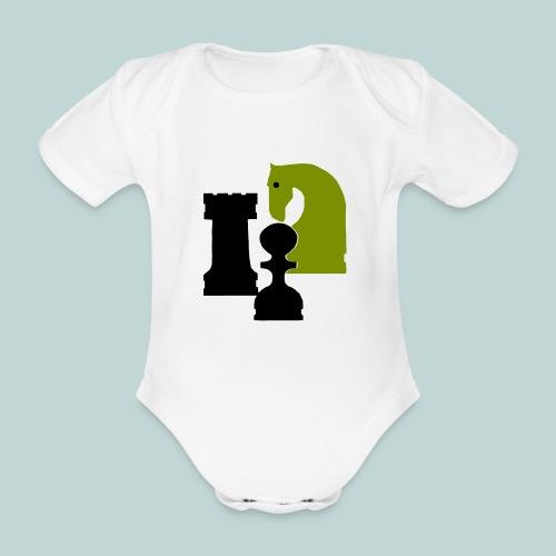 Figurenguppe1 - Baby Bio-Kurzarm-Body