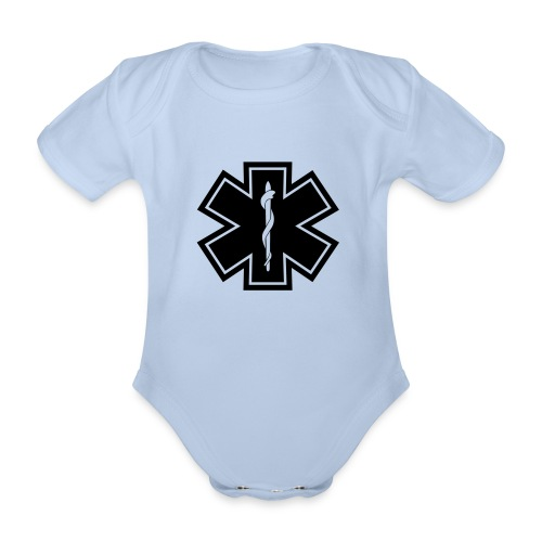 paramedic2 eps - Baby Bio-Kurzarm-Body