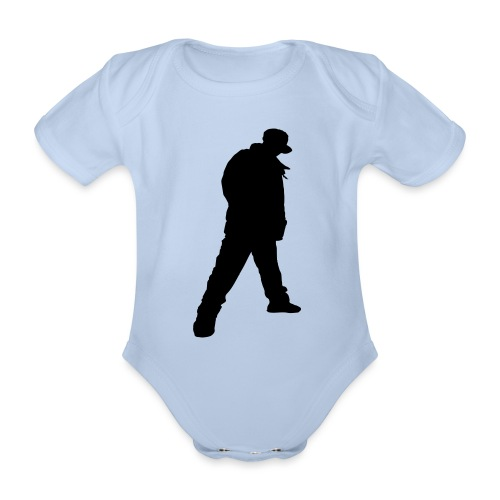 Soops B-Boy Tee - Organic Short-sleeved Baby Bodysuit