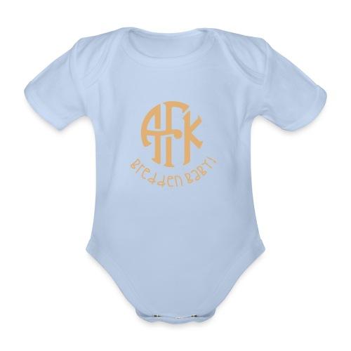 bredden-baby - Økologisk kortermet baby-body