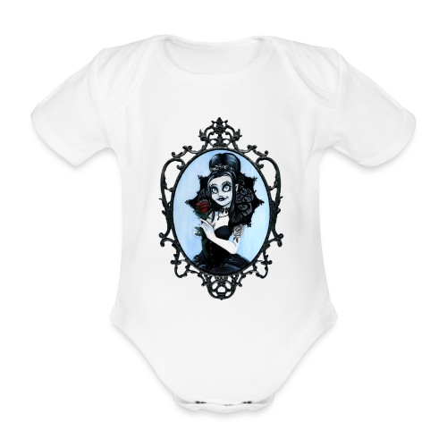 Model of the Year 2020 Lilith LaVey - Organic Short-sleeved Baby Bodysuit