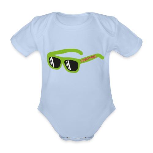 S33 Sunglasses - Baby Bio-Kurzarm-Body