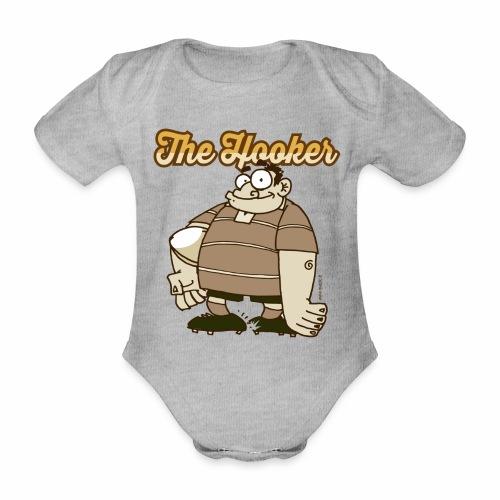 Hooker_Marplo_mug - Body ecologico per neonato a manica corta