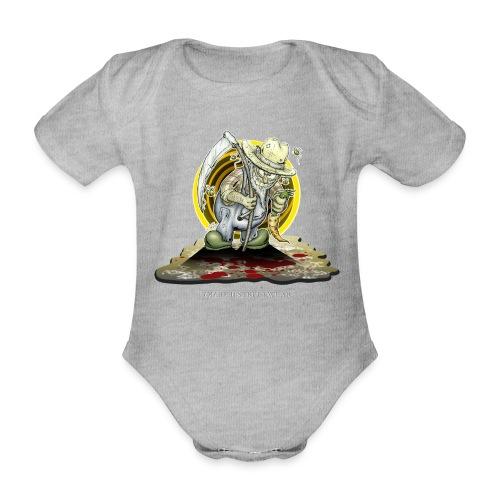 PsychopharmerKarl - Baby Bio-Kurzarm-Body