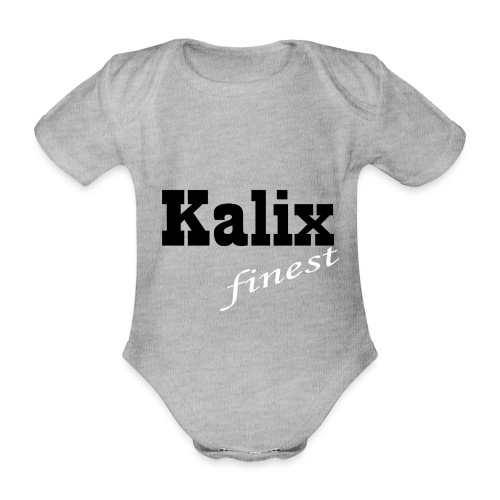 Kalix Finest - Ekologisk kortärmad babybody