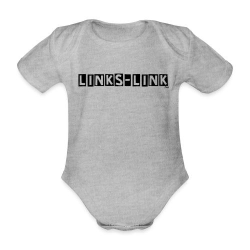linkslink - Baby Bio-Kurzarm-Body