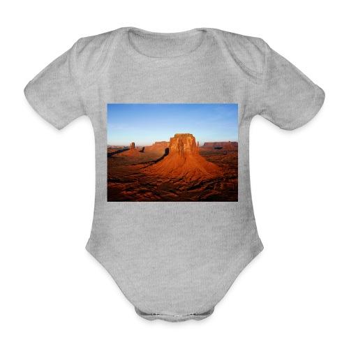 Desert - Body Bébé bio manches courtes