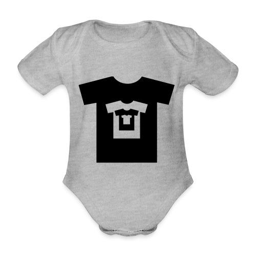 t-shirt récursif - Body Bébé bio manches courtes