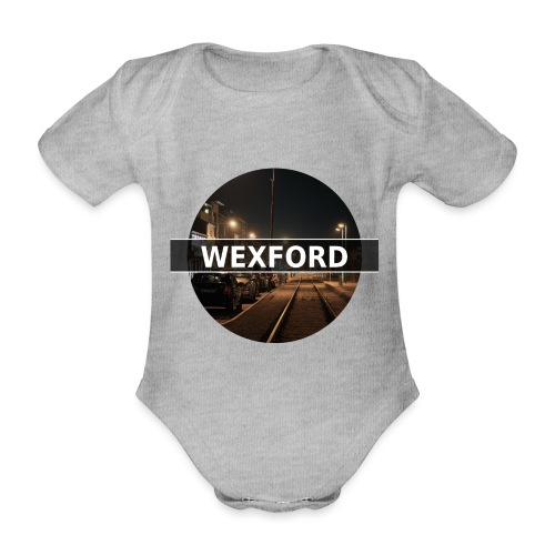 Wexford - Organic Short-sleeved Baby Bodysuit