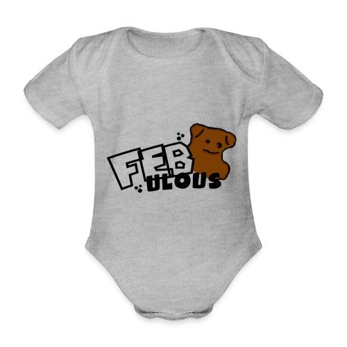 SOGailjaja - Organic Short-sleeved Baby Bodysuit