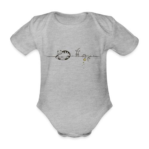Home, sweet home - Baby Bio-Kurzarm-Body